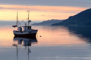 Cocedero de mariscos barco
