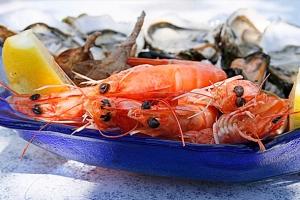 Fuente de Omega 3 de los mariscos y pescados
