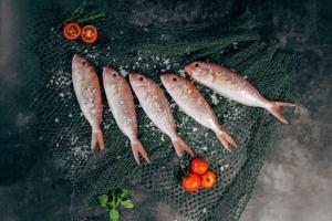 El pescado nos aporta una gran fuente de proteinas