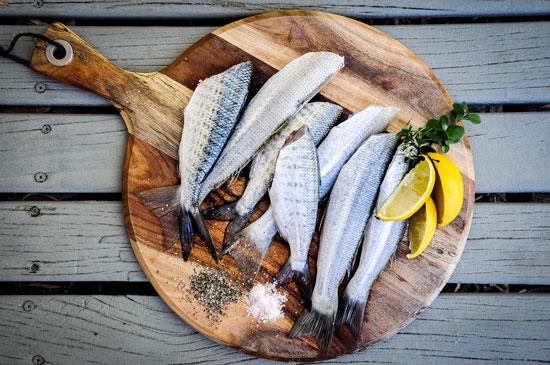 El pescado es una gran fuente de proteinas