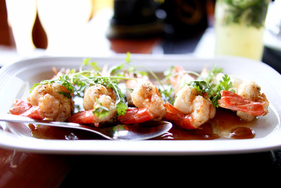 Comer marisco en verano