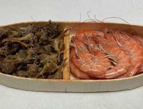 Se aproxima la primavera y con el buen tiempo apetece comer marisco cocido