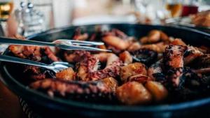 Cinco recetas con marisco