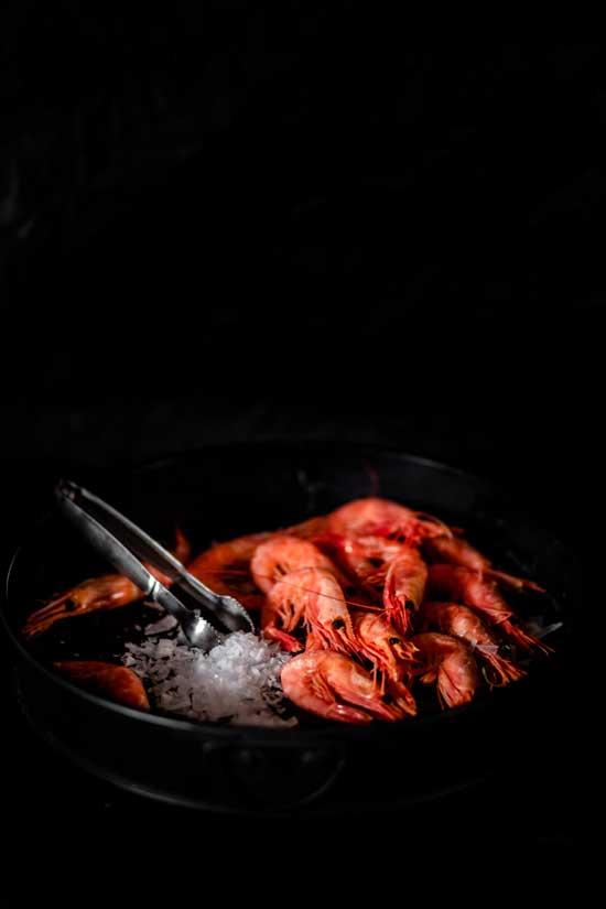 Seis beneficios para comer marisco