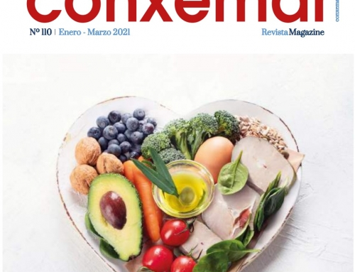 Nos entrevistan en Conxemar, la principal revista del sector